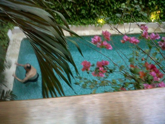 Hotel Don Pedro de Heredia : zona humeda
