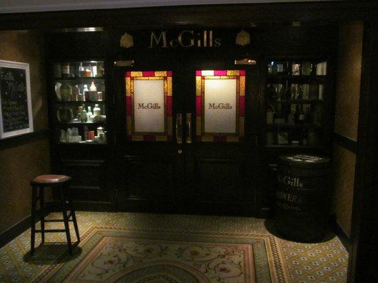 Powerscourt Hotel, Autograph Collection: McGills