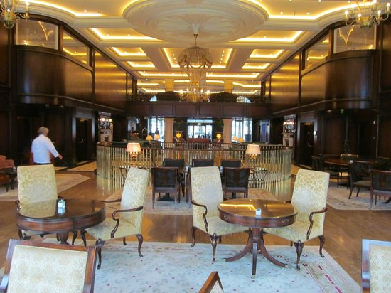 Powerscourt Hotel, Autograph Collection: The Lobby from the Sugar Loaf Lounge