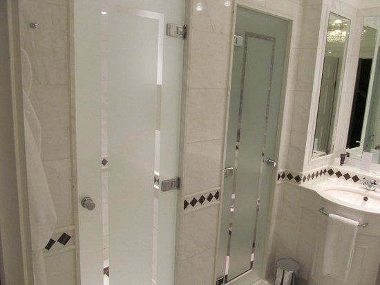 Powerscourt Hotel, Autograph Collection: Shower & Toilet