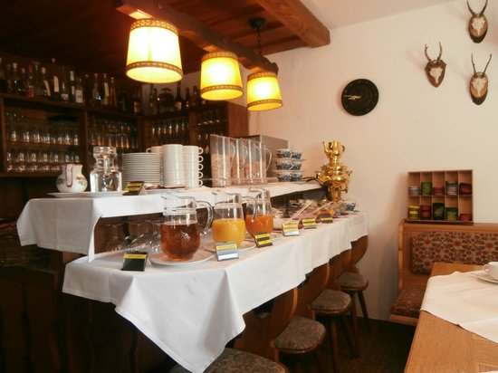 Walch's Camping & Landhaus: colazione
