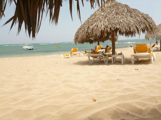 Iberostar Costa Dorada: beaches were not crowded