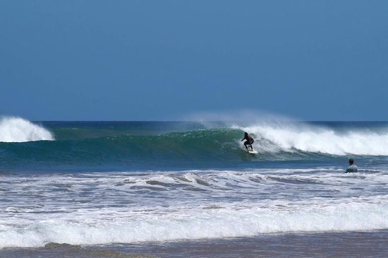 Playa Avellana : Surf
