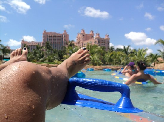 Atlantis, Royal Towers, Autograph Collection: Leap of Faith in Atlantis Resort