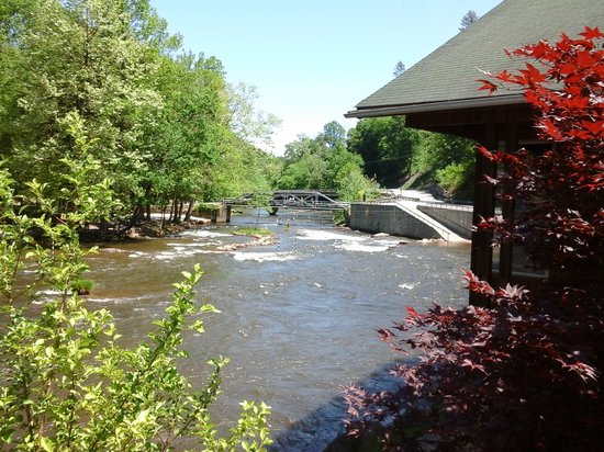 Rivers End Restaurant: Nantahala River