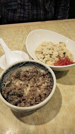 Sapporo Restaurant: riso