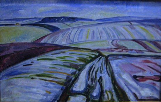Thielska galleriet: Munch: Fields