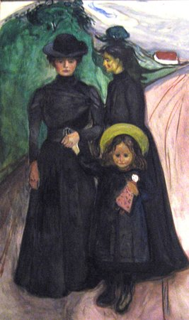 Thielska galleriet: Munch: A Family