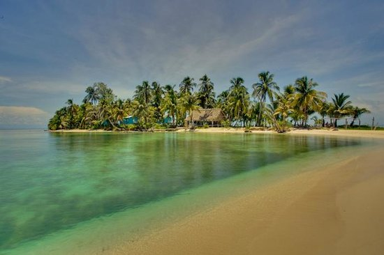 Robert S Grove Beach Resort Ranguana Caye Belize