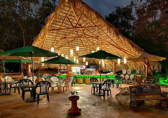 Robert S Grove Beach Resort Sweet Mama Restaurant
