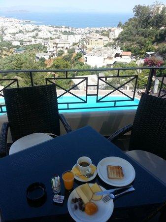 Royal Sun Hotel: Breakfast