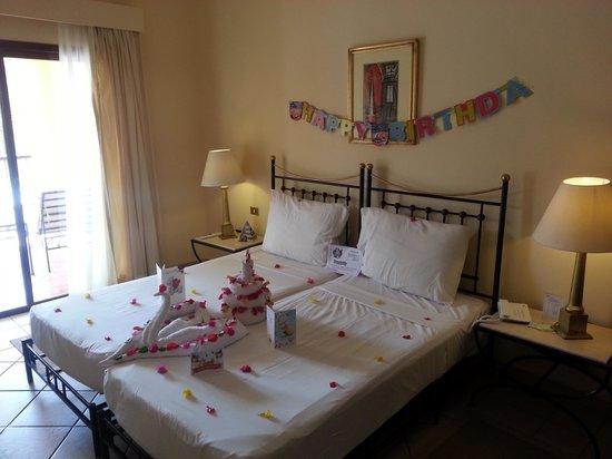 Jaz Makadi Saraya Resort: my birthday room 4104 :-)