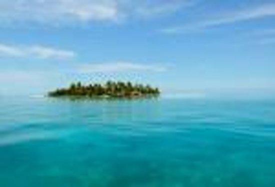 Robert's Grove Beach Resort: Private Caye accommodations