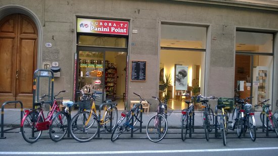 Aurora TJ Italian Panini Point: .