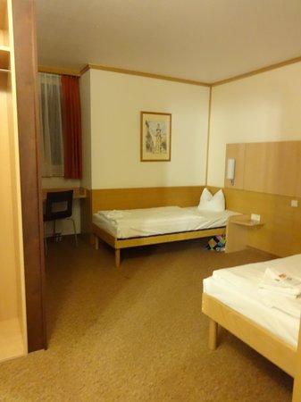 Ibis Hotel Eisenach: Номер