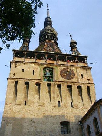 Stundturm: the clock