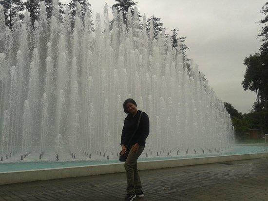 Circuito Magico del Agua: Es un parque hermoso!