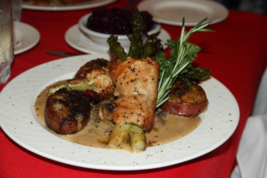 Old Europe Restaurant : piatto 2