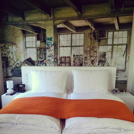 Hotel Indigo Berlin - Ku'damm : Great design in the hotel rooms