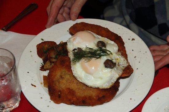 Old Europe Restaurant : piatto 1