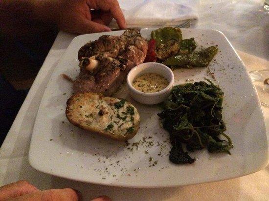 Candouni Restaurant: Das lamm war spitze, sehr empfehlenswert