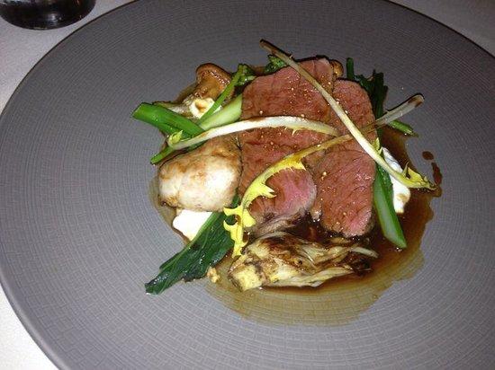 Le Champignon Sauvage: Luscious lamb