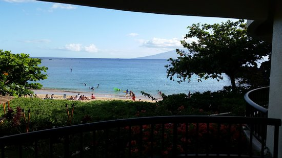 Sheraton Maui Resort & Spa : ocean view room