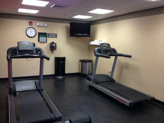 Country Inn & Suites By Carlson, Boone: Fitness Center