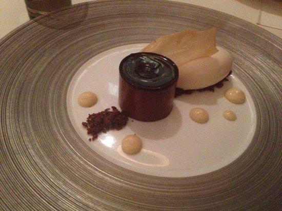 Le Champignon Sauvage: Chocolate delice