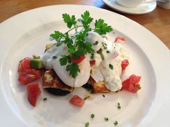 "Graze Slow Food Cafe: ""Zodwa's Special"" Breakfast"