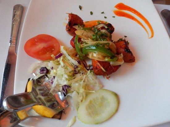 Mumbai Square Restaurant: starter