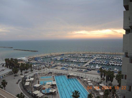 Carlton Tel Aviv : Looking South Towatd Jaffa