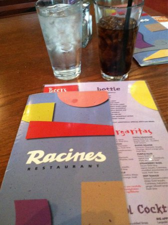 Racine's Restaurant: The keeper of food delights