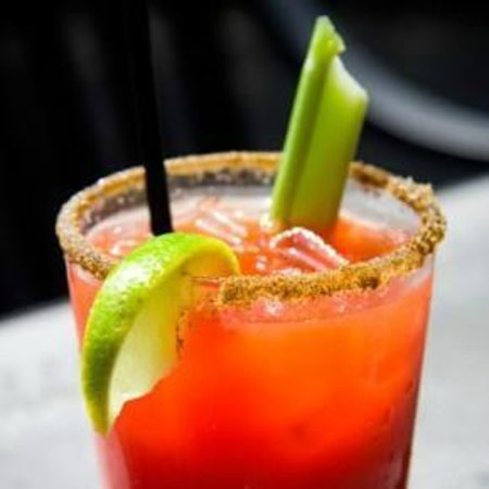 Latitude 38 : Best Bloody Marys at our Sunday Brunch!!