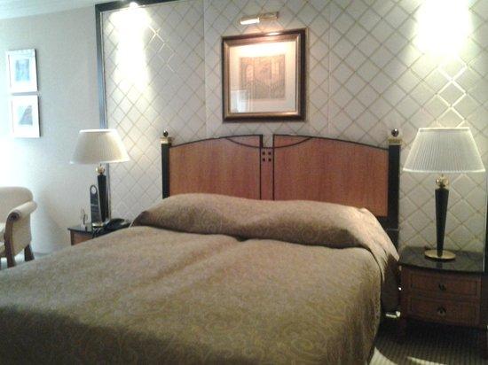 Kempinski Hotel Corvinus Budapest: comfort