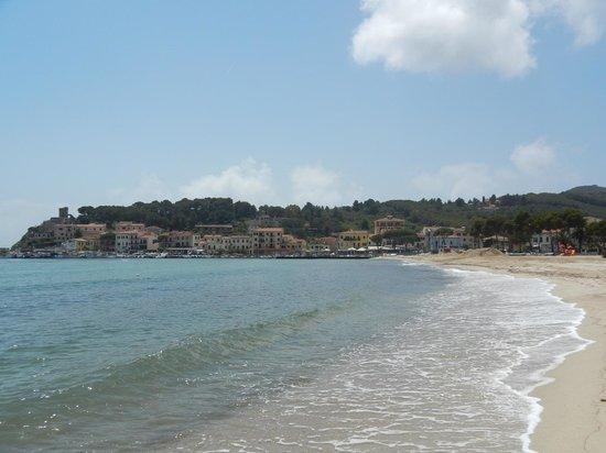 Residence Campo Blu: spiaggia di Marina di Campo