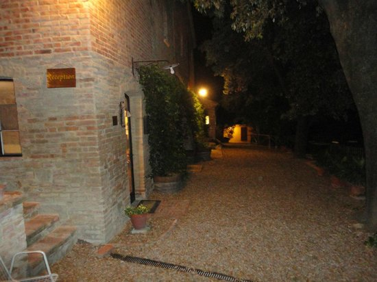 Agriturismo le Caggiole: Peaceful nights