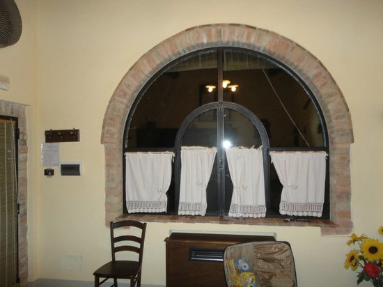 Agriturismo le Caggiole: Great view from the room