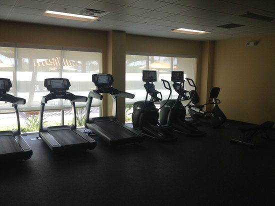 Courtyard San Diego Oceanside: Cardio machines