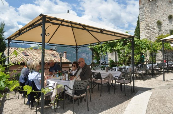 Ristorante Paradiso Perduto: The terracce