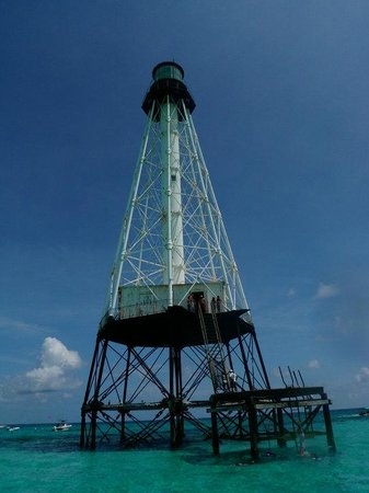 Breezy Palms Resort: Alligator Light House