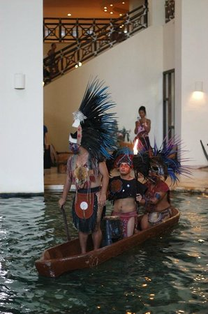 Occidental at Xcaret Destination: Mayan Ceremony