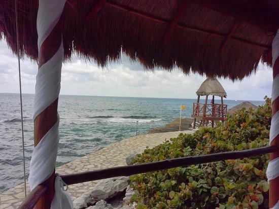 Occidental at Xcaret Destination: Beach
