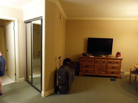 Columbus Motor Inn : Zimmer