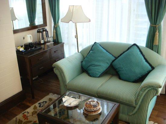 The Elgin, Darjeeling : our room
