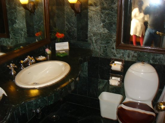 The Elgin, Darjeeling : bathroom