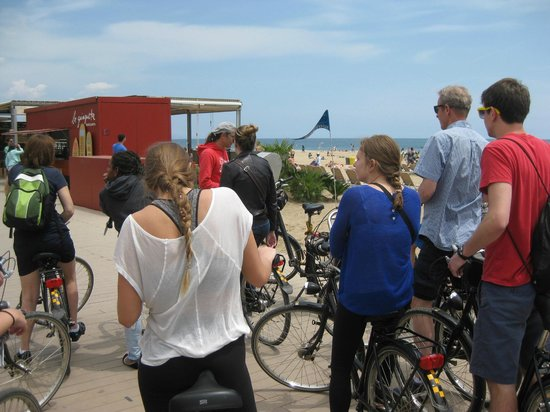Barcelona CicloTour : Barceloneta