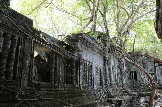 Beng Mealea: Great temple