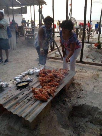 Royalton White Sands Resort: @Leon's Lobster Hut