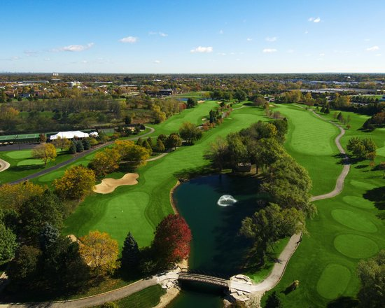 Oak Brook, IL: Holes # 9/10